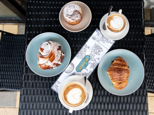 Levure bakery cafe