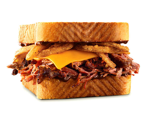 Drive-Thru Gourmet - Arby's Smokehouse Beef Short Rib Sandwich
