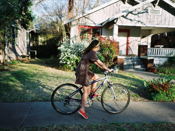 Austin Photo Set: Photo Essay_Katherine Squier_Summer in Austin_bike ride