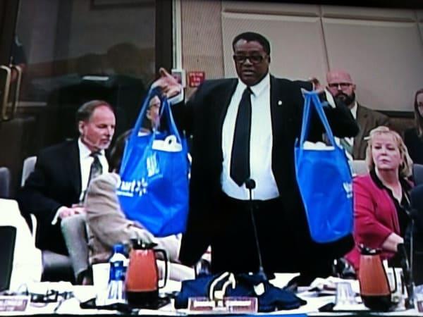 Councilmember Dwaine Caraway