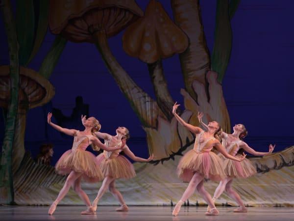 ballet Austin ballerinas