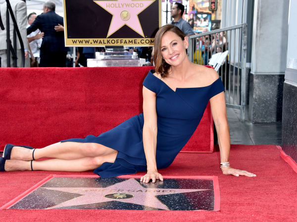Jennifer Garner Hollywood Walk of Fame