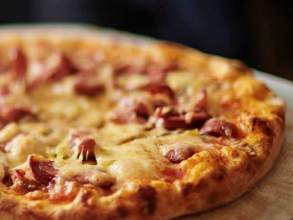 Bar None Pizza
