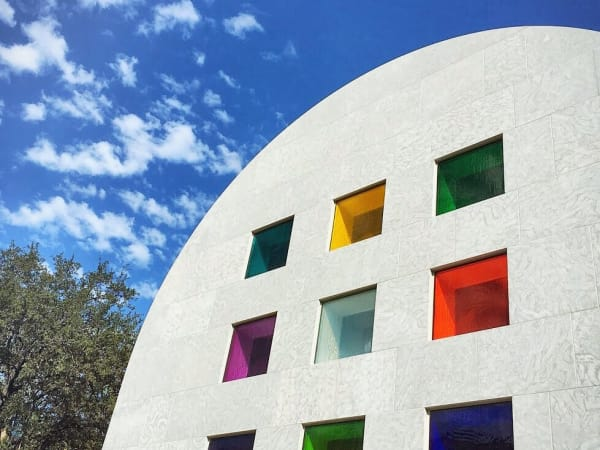 The Blanton Museum Ellsworth Kelly Austin