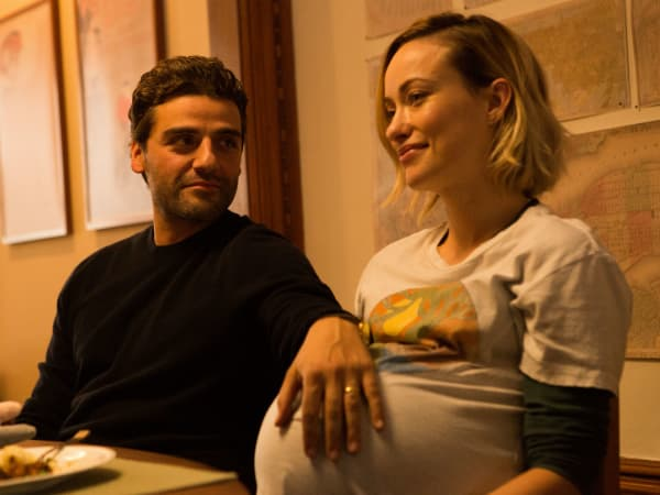 Oscar Isaac and Olivia Wilde in Life Itself
