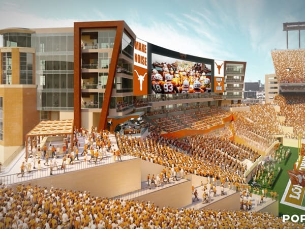 DKR stadium renovation