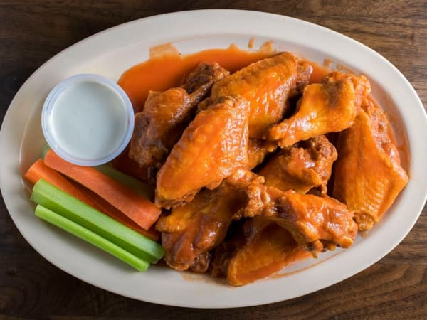 Buffalo Bros. wings