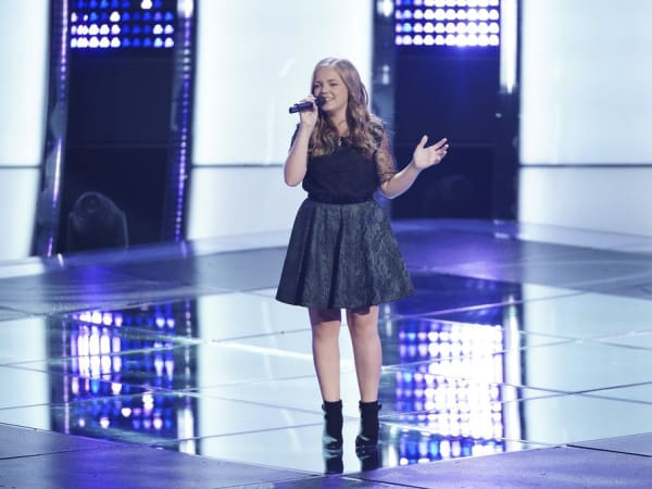 Sarah Grace The Voice