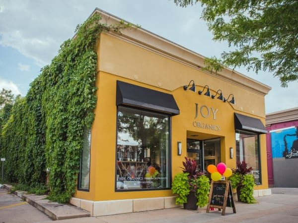 Joy Organics Fort Collins store