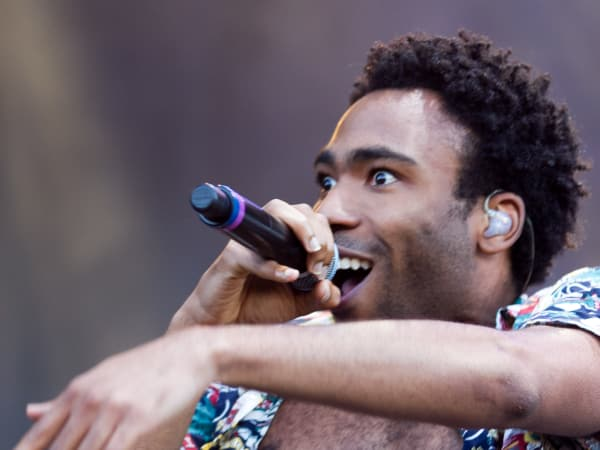 Austin City Limits Festival ACL 2014 Weekend One Day One Childish Gambino