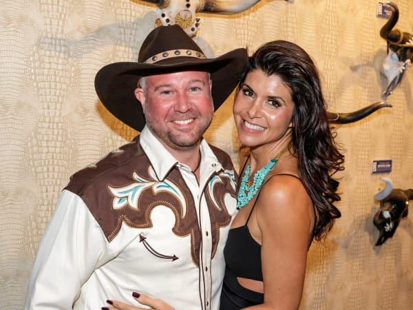 Jeff Matthews, Tania Noelle Boughton, Cattle Barons Ball 2018