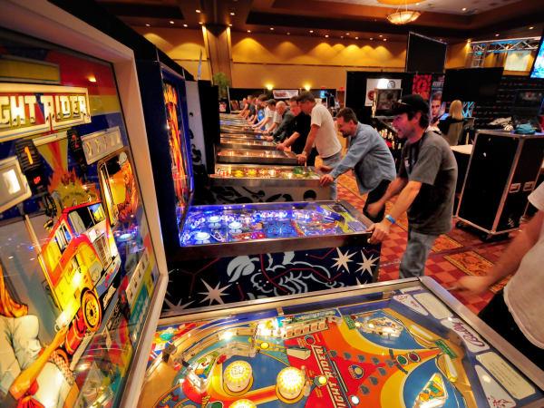 2017 Texas Pinball Festival