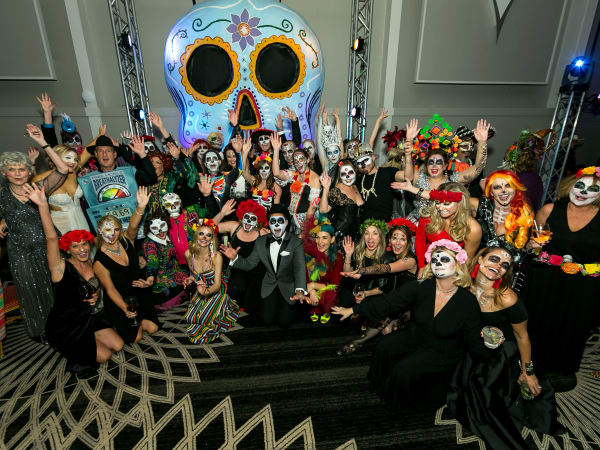 Orange Show Gala 2018 group shot