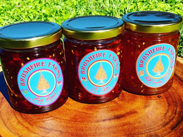 Brushfire Farms jams preserves