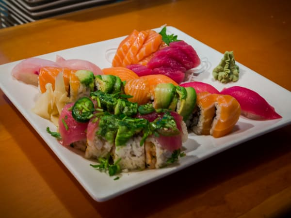 Japaneiro's sushi
