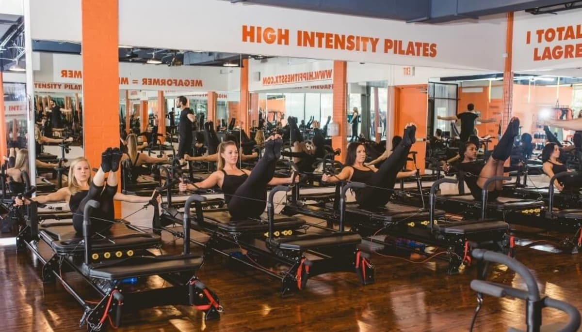 High Intensity Pilates adds calorie-burning cardio to stretch workout