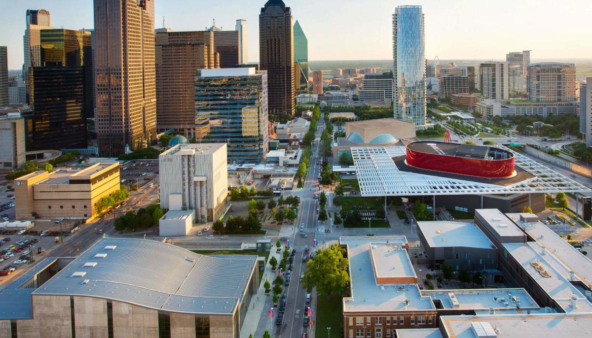 This ZIP code in Dallas ranks as Texas' top spot for millennials