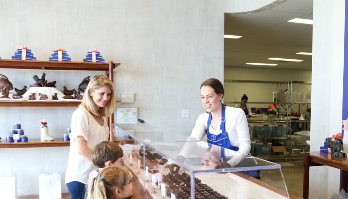 Austin artisan whips up fancy new chocolate shop in Domain Northside