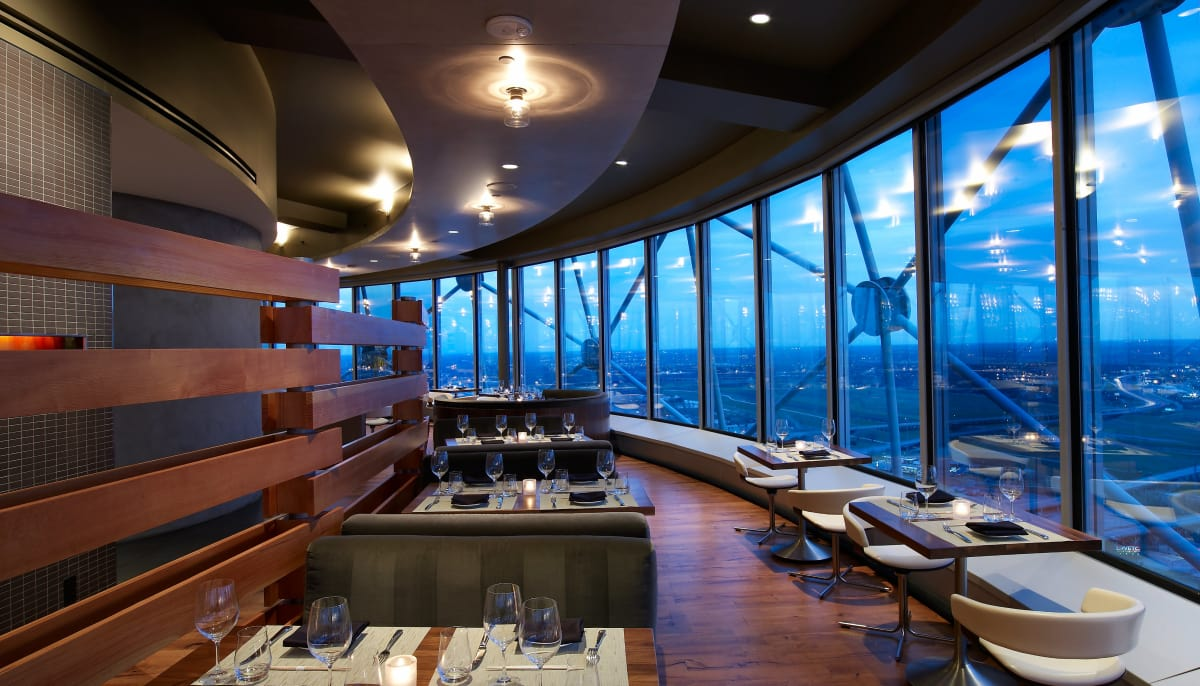 Five Sixty by Wolfgang Puck - CultureMap Houston
