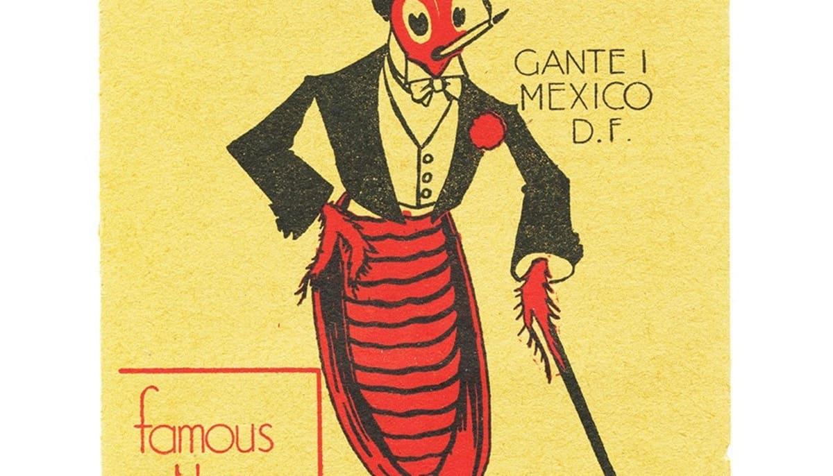 Innovative pop-up party recreates hidden gems from Mexico City's La Cucaracha Cocktail Club