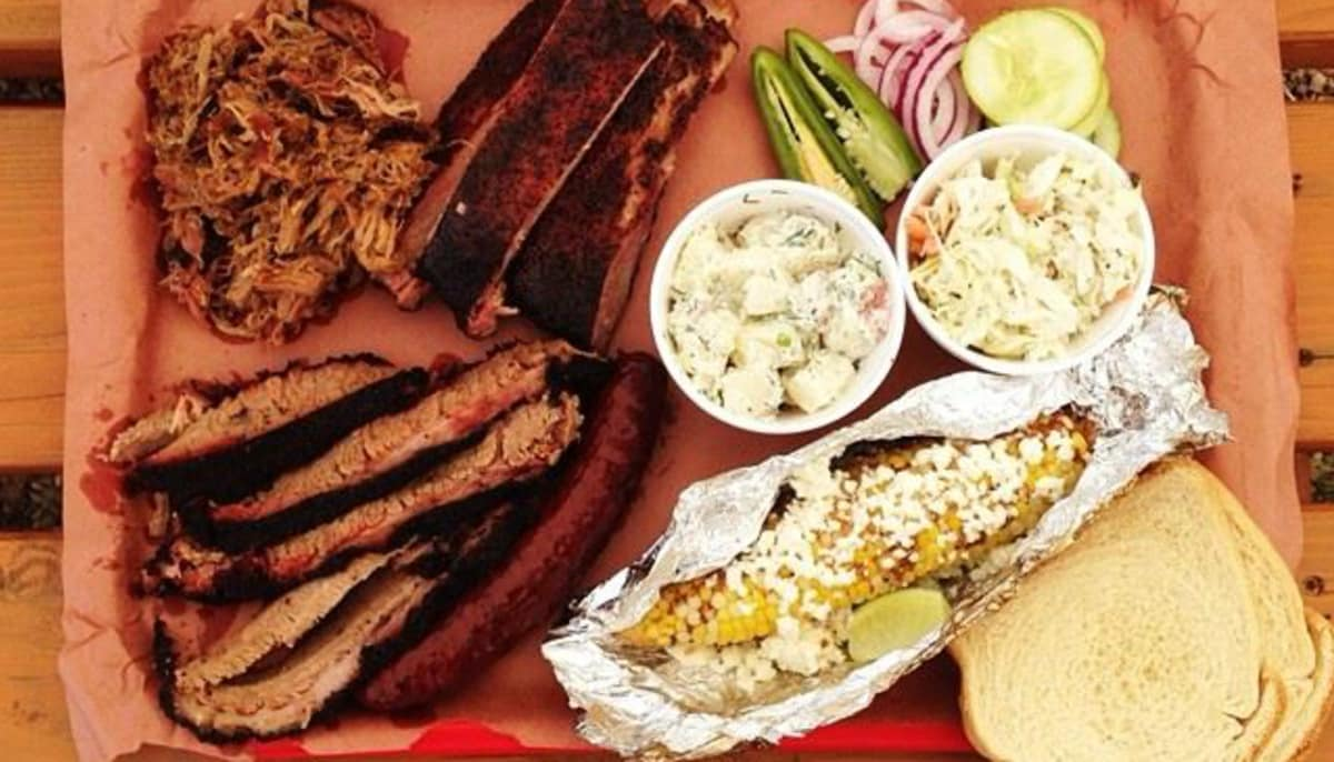 Texas barbecue joint named No. 1 in America