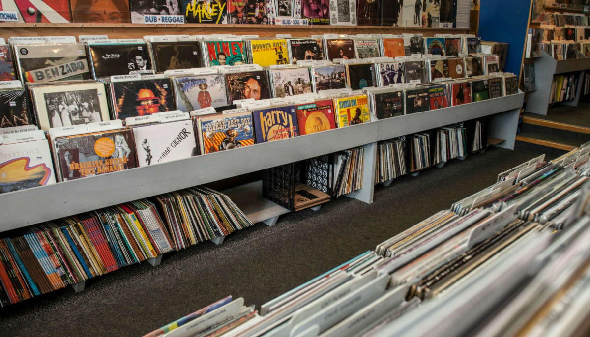Your guide to the best record stores in Austin