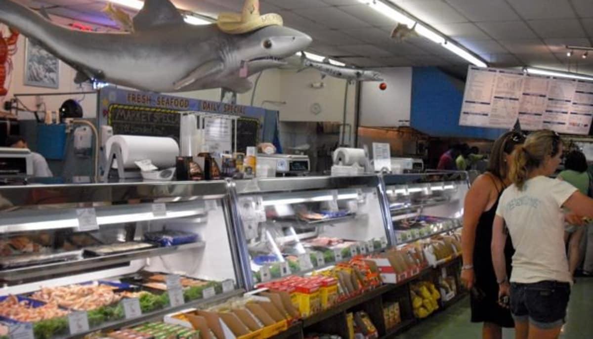 Quality Seafood Market - CultureMap Austin