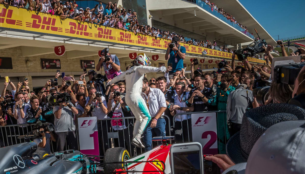 The top 10 things to experience during Formula 1 weekend in Austin
