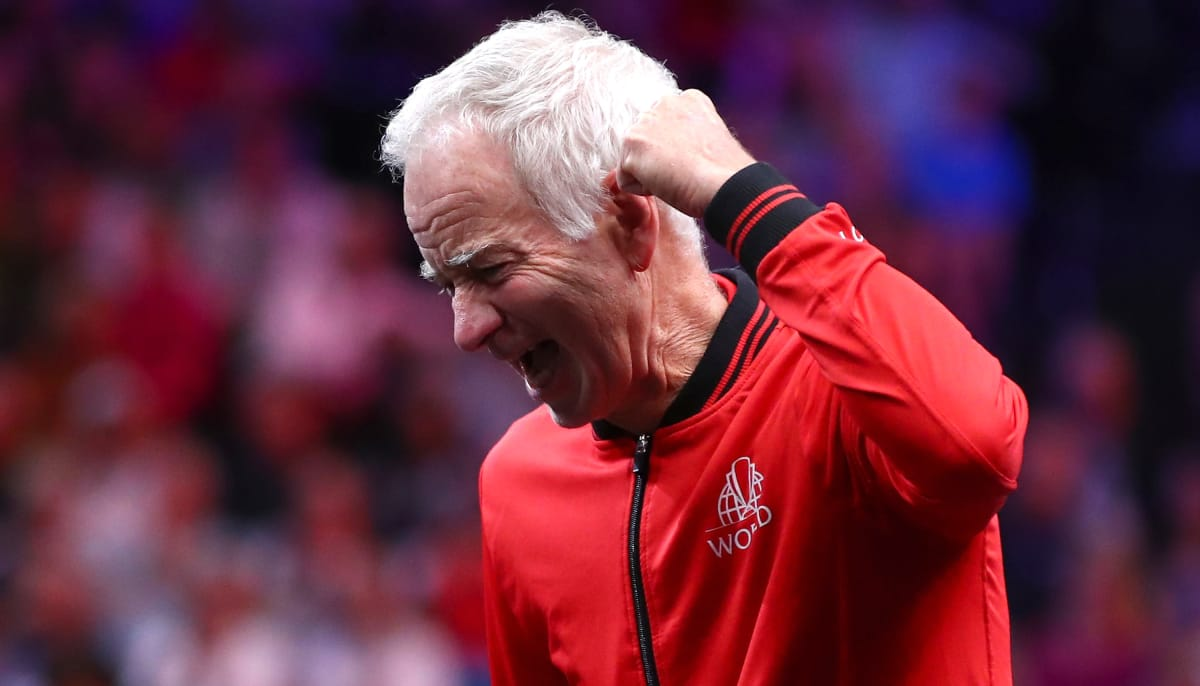 Ken Hoffman relives his painful showdown with tennis legend John McEnroe