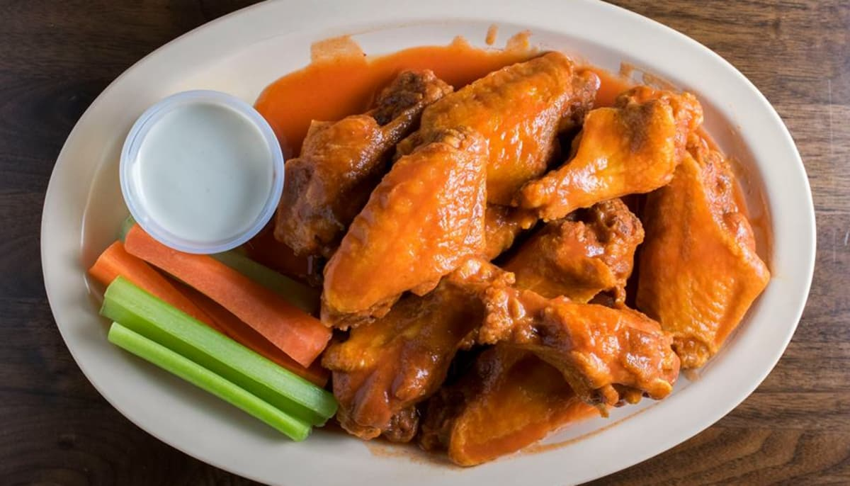 Buffalo Bros. wings