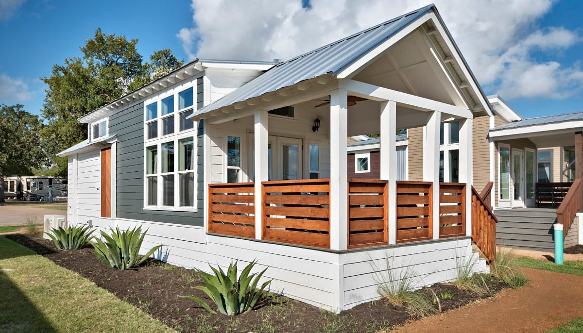 4 tiny home neighborhoods in Austin that unlock affordable living