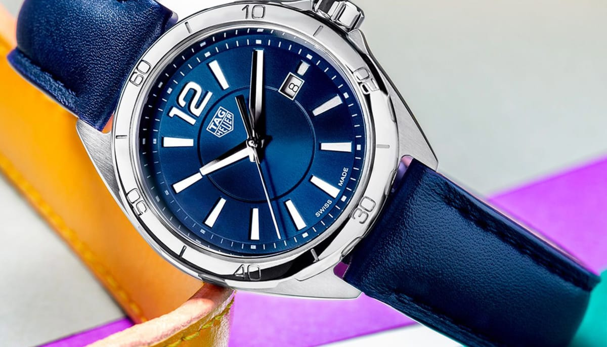Timely women's watches from Dallas jeweler redefine elegance