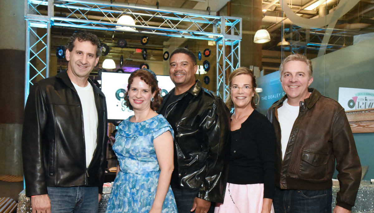 South Side sock hop takes Dallas history buffs back to 1950s fun