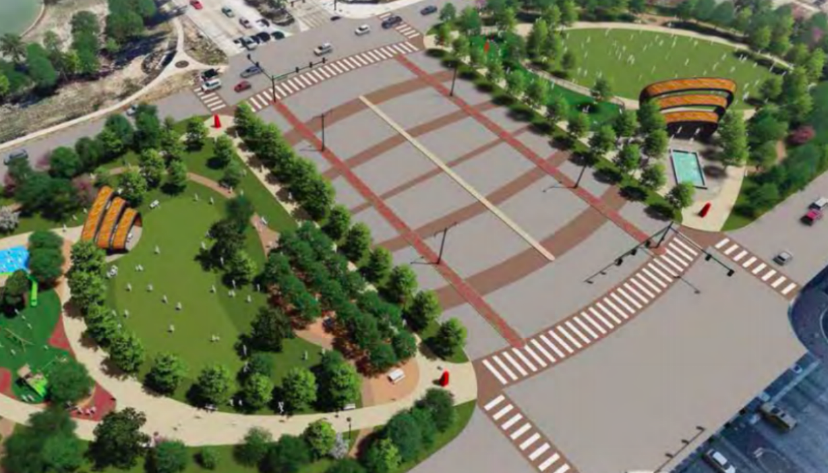 Plano gives thumbs up to deck park across Dallas North Tollway