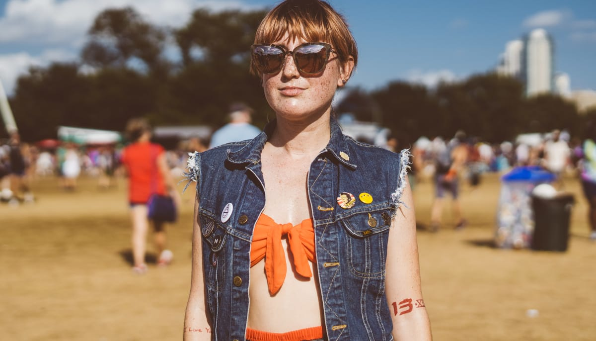 Our picks for best festival looks of Austin City Limits 2018