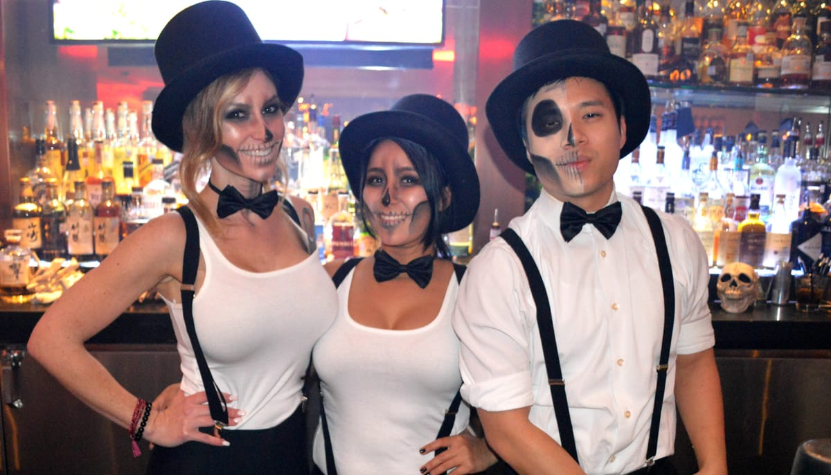 Hotel ZaZa Halloween party 2017