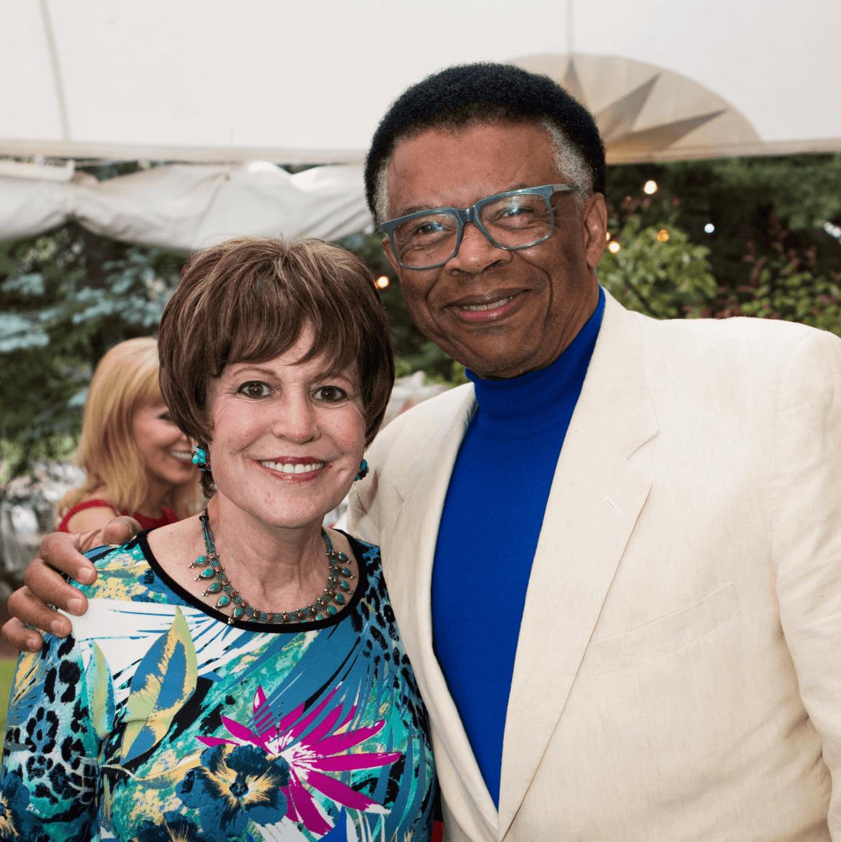 MD Anderson Aspen,  July 2016, Regina Rogers, Rufus Cormier