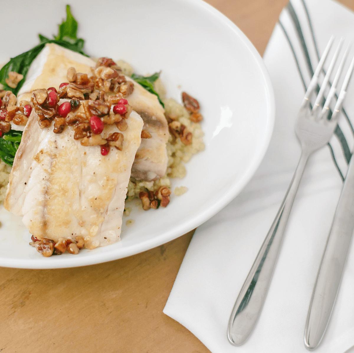 Picnik Burnet Road restaurant fish food
