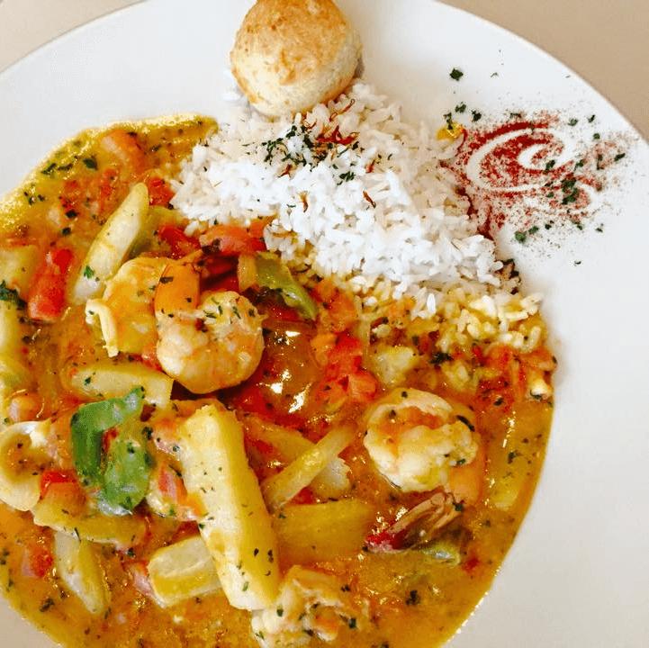 Sao Paulo's Brazilian Restaurante bobo de camarao