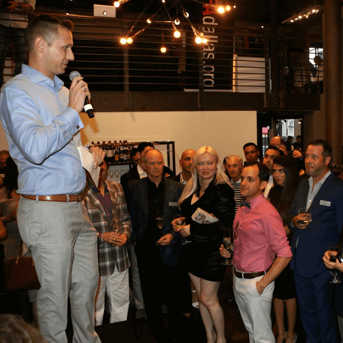 DIFFA/Dallas grants distribution 2016