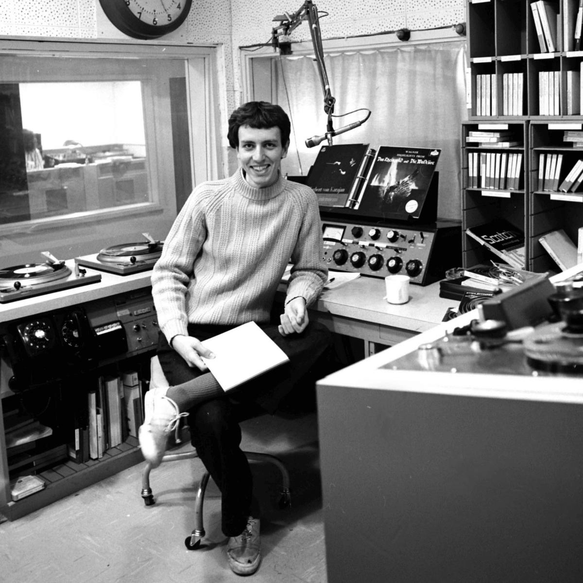 John Aielli radio DJ KUT 1972