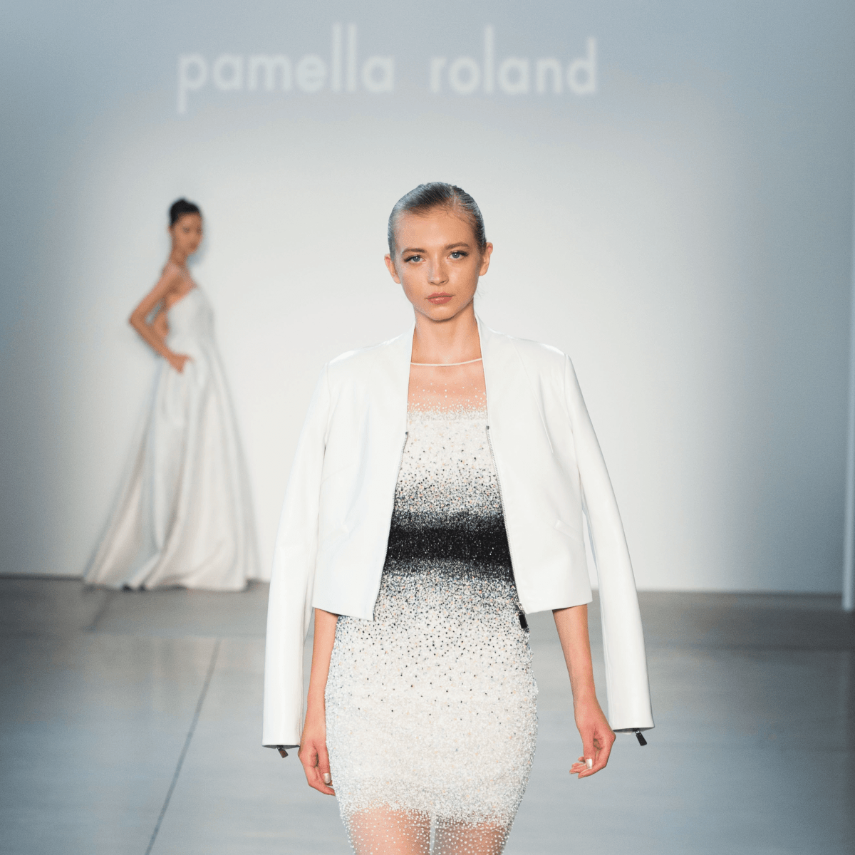 Pamella Roland spring 2017 collection look 8