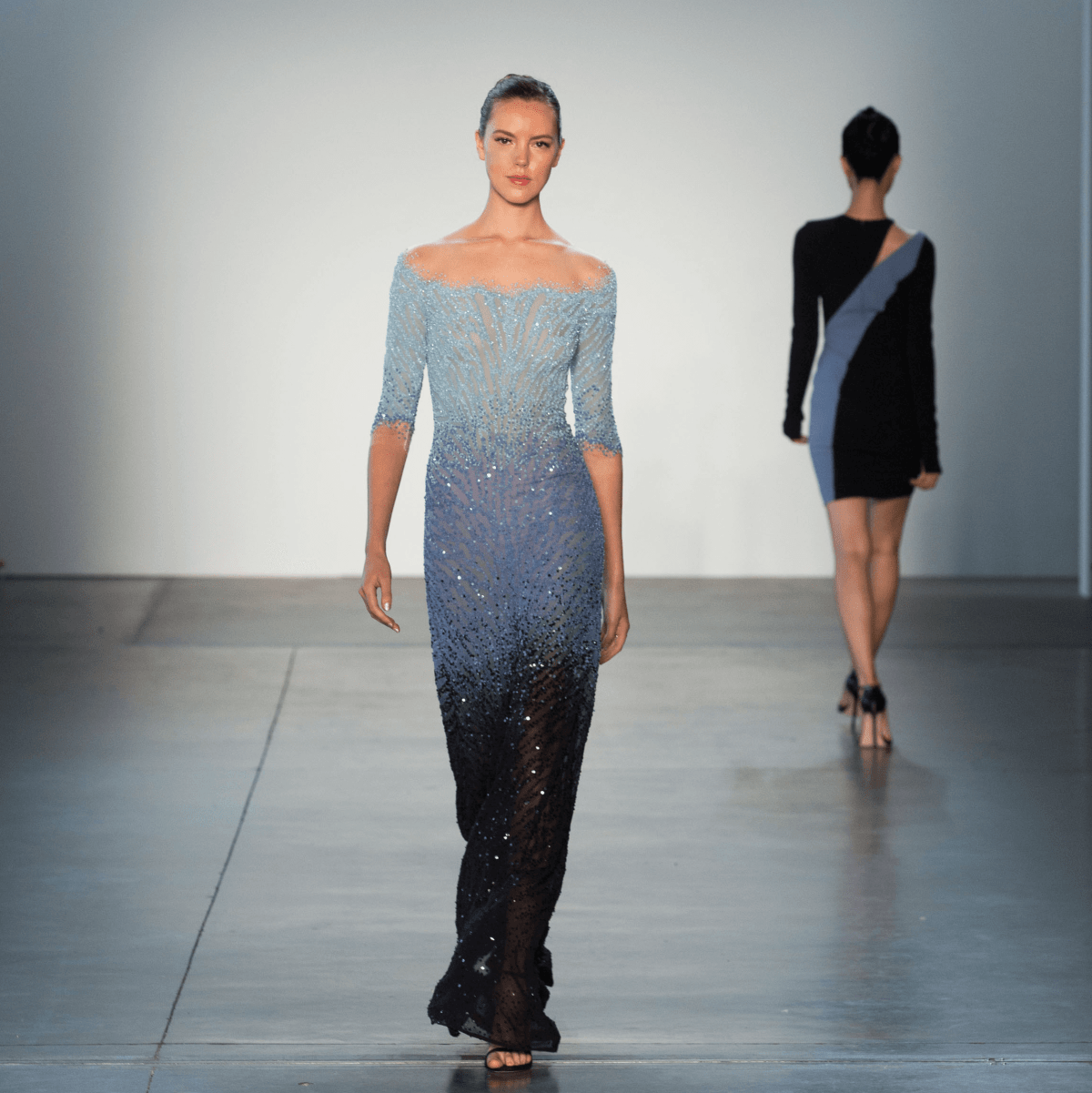 Pamella Roland spring 2017 collection look 30