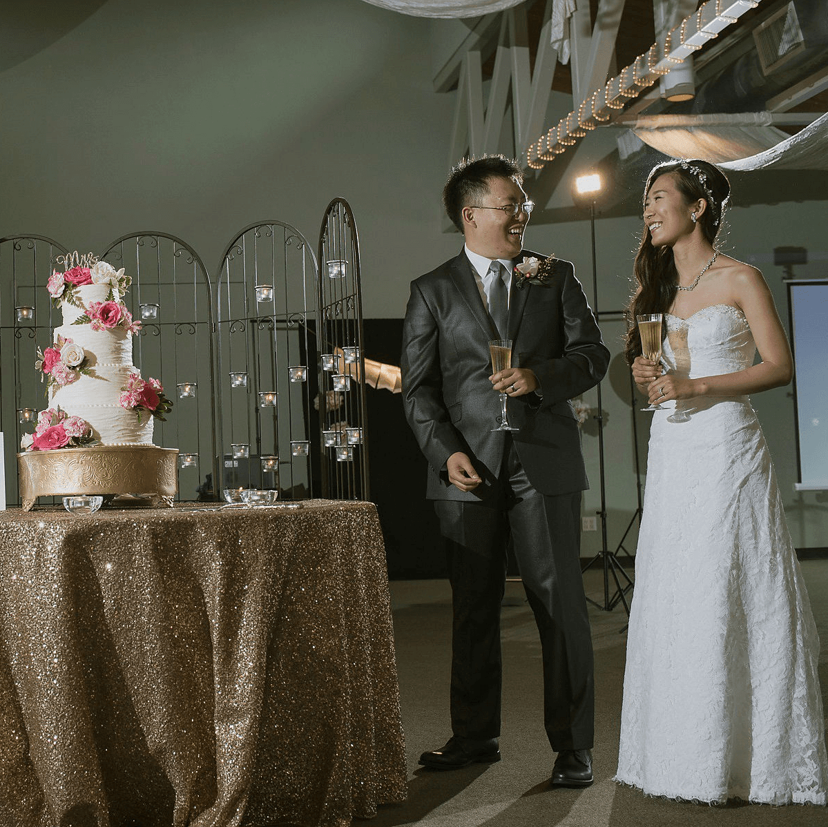 Details of Sonya + Jimmy's Dripping Springs Wedding