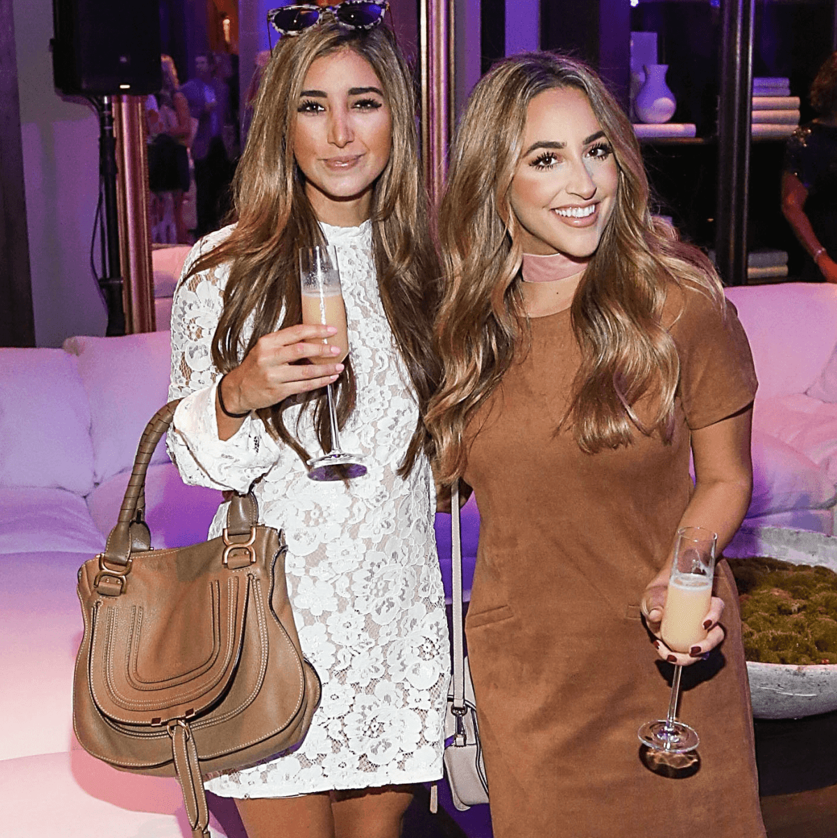 Rh Austin opening party Restoration Hardware 2016 Jessi Afhsin Courtney Shields