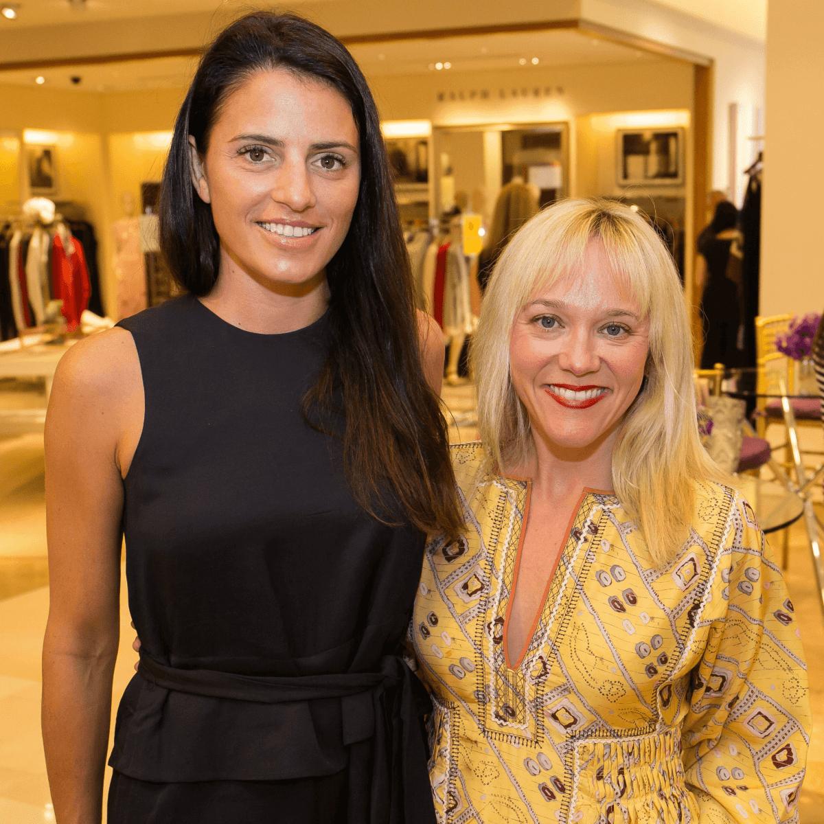 Roberto Cavalli fall fashion show DKR Fund benefit 2016 Dani Lachowikz Kristin Gish