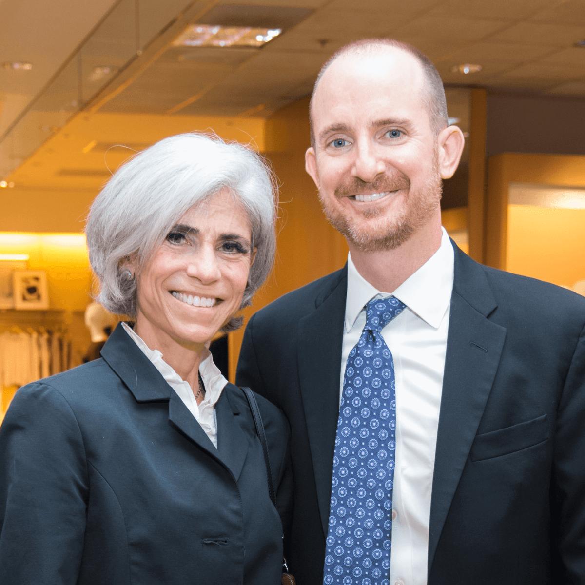 Mercury luncheon, 9/16, Judy Nyquist, Brian Ritter