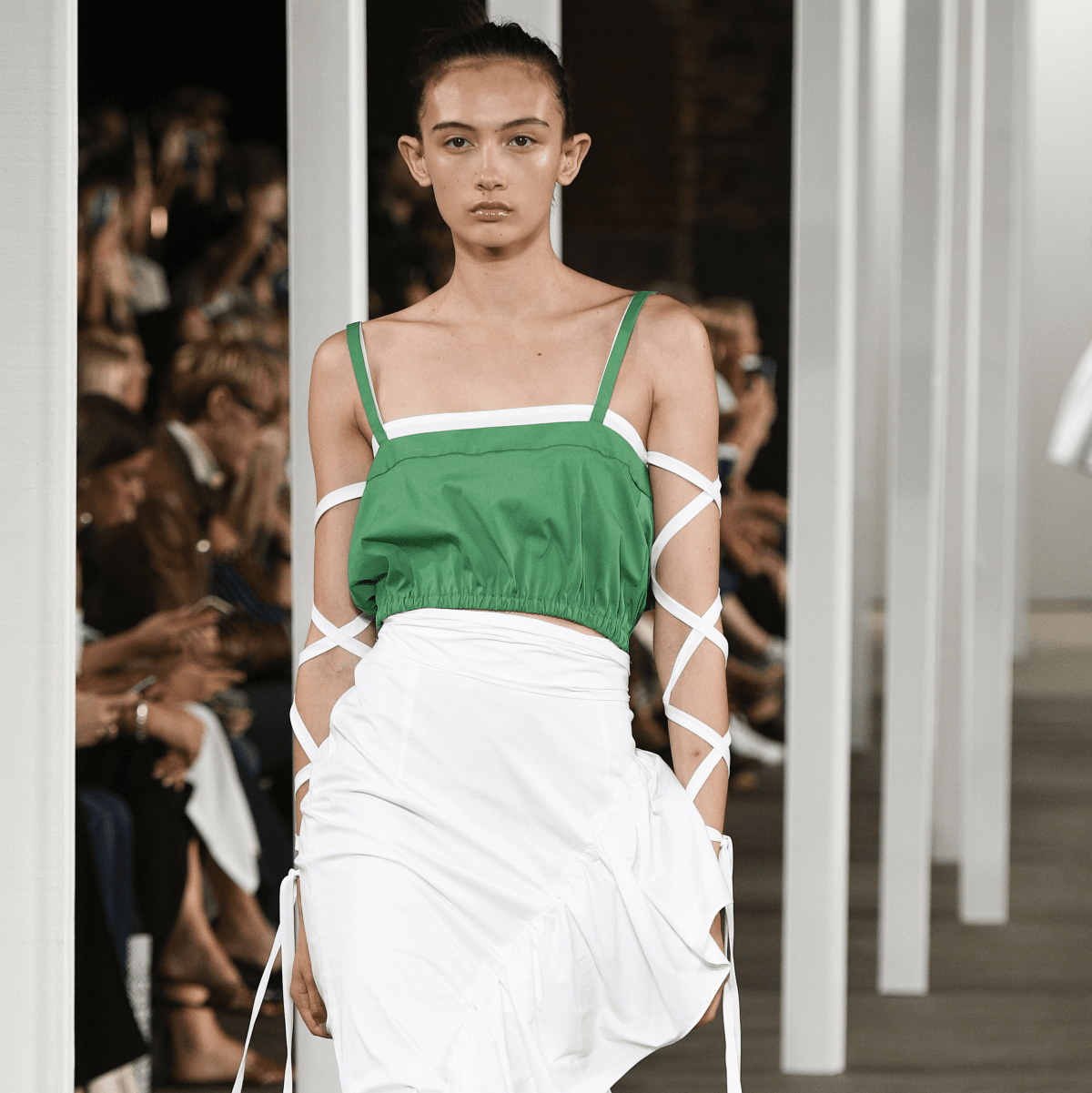 Milly spring collection 2017 Look 2