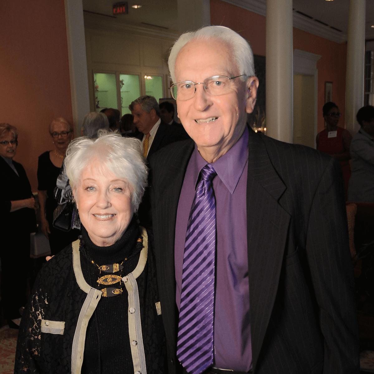 At the Heart of Families, 9/16  Joy Daniel, Gene Daniel