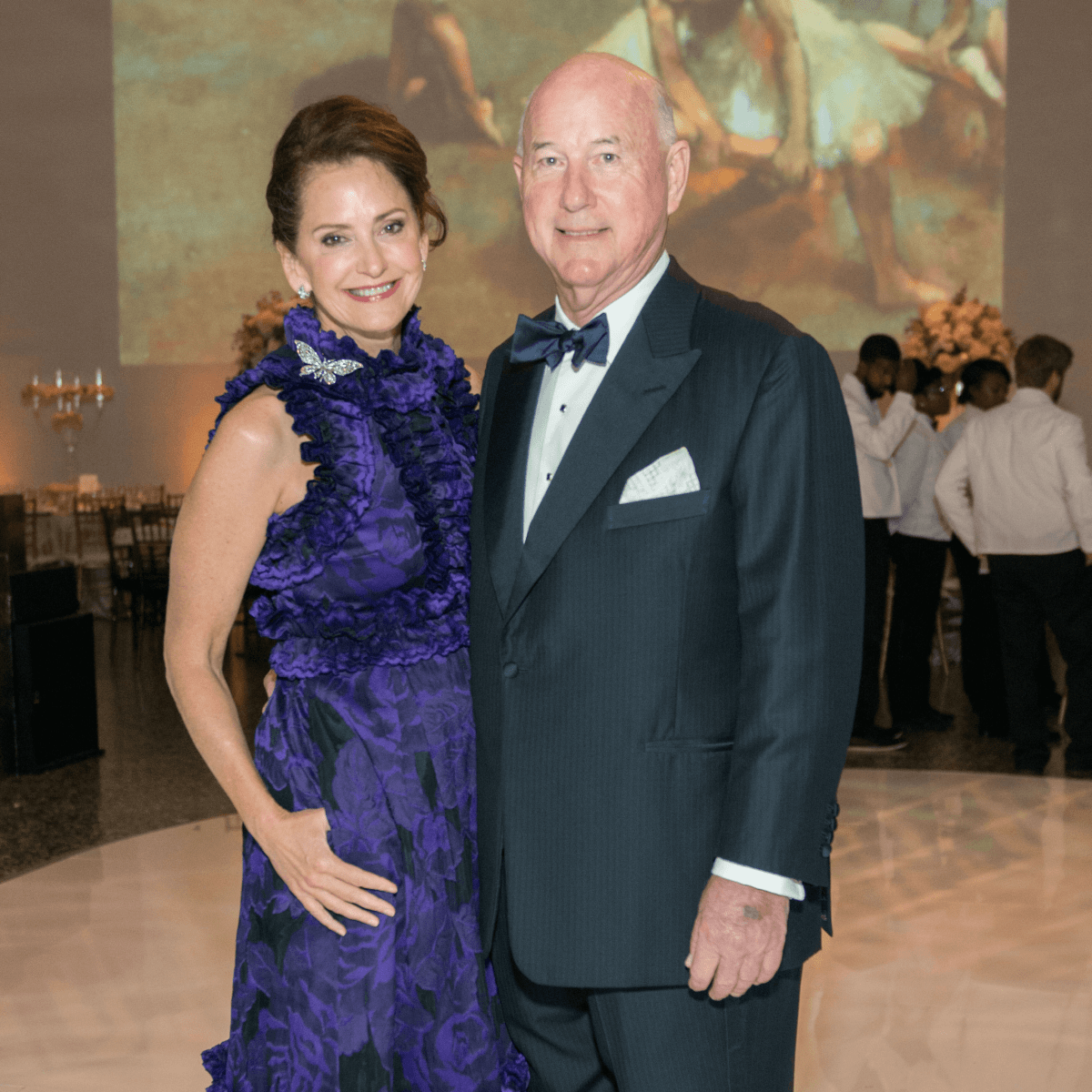 Laurie Morian, Reid Morian at Museum of Fine Arts Houston Grand Gala Ball